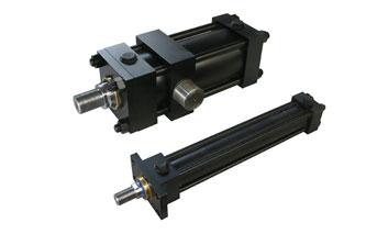 ygc-ygd系列拉杆液压缸图片